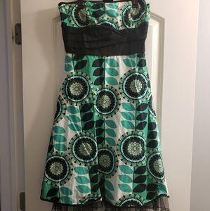 Charlotte Ruse Green Dress